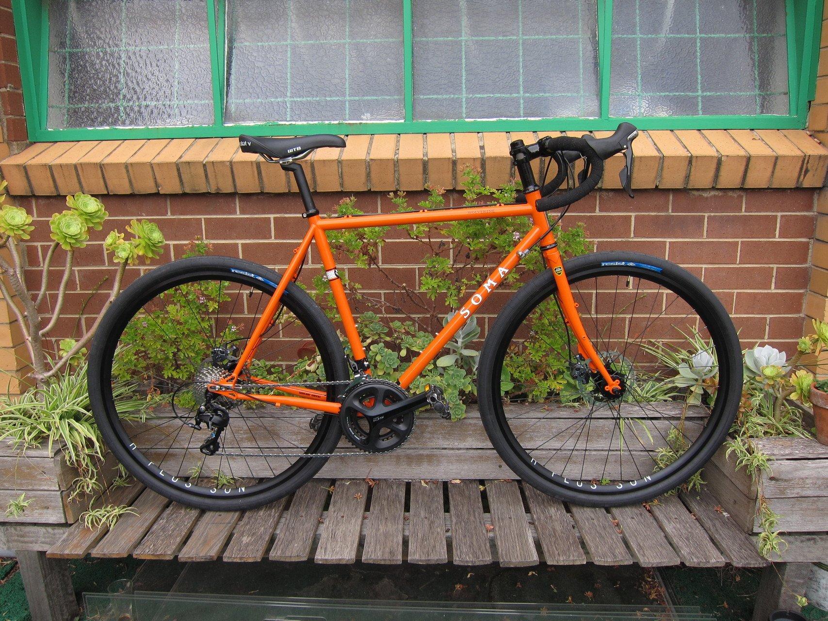 Soma Wolverine Bikepacking Cyclocross