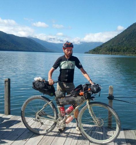 Mike Dann on Tour Aotearoa
